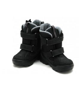 Чорні  мембранні черевики для хлопчика Floare 3901490530 (28-35p.)