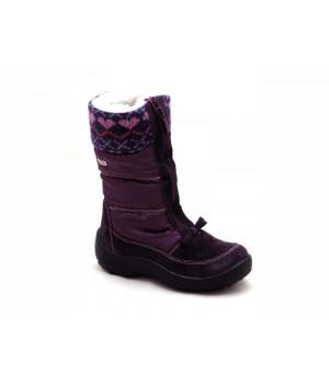 Фиолетовые мембранные сапожки для девочек FLOARE 2309151130 (27-32р.)