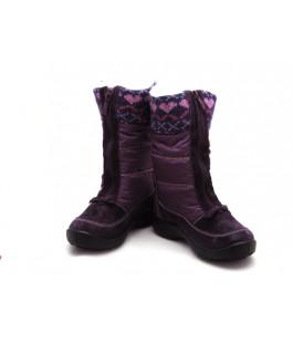Фіолетовімембранні чобітки для дівчат  FLOARE 2309151130 (27-32р.)
