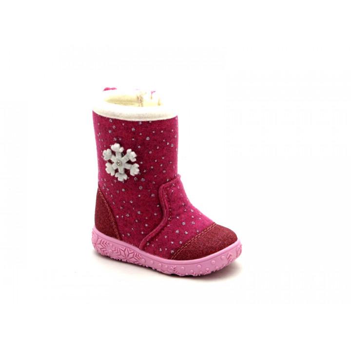 Валенки Капика - детские войлочные сапоги FLOARE - купить в Украине - арт. 319660 фуксия