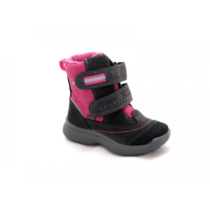 Купить детские мембранные ботинки Тигина 96201517 для девочки