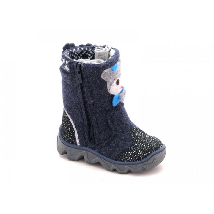 Обувь детская Капика - Валенки с подкладкой из натуральной шерсти FLOARE 311854