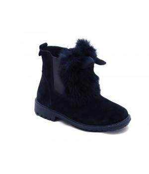 Зимние ботинки Мальвы Ш403О синий (29-35р.)