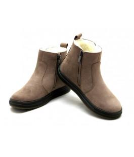 Зимние ботинки Мальвы Ш-433 Коричневый (31-36р.)