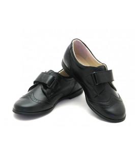 Туфли школьные для мальчиков Мальвы Ш359 (30-36р.)
