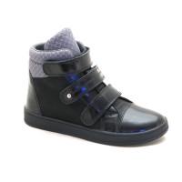 Стильні демісезонні черевики Мальви Ш440 (31-39р.)