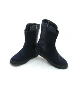 Зимові чобітки Мальви Ш-453 синій (34-35р.)