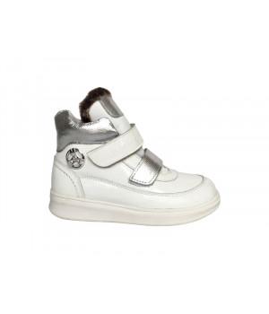 Зимові чобітки для дівчинки Palaris 2270 білий (29-35р.)