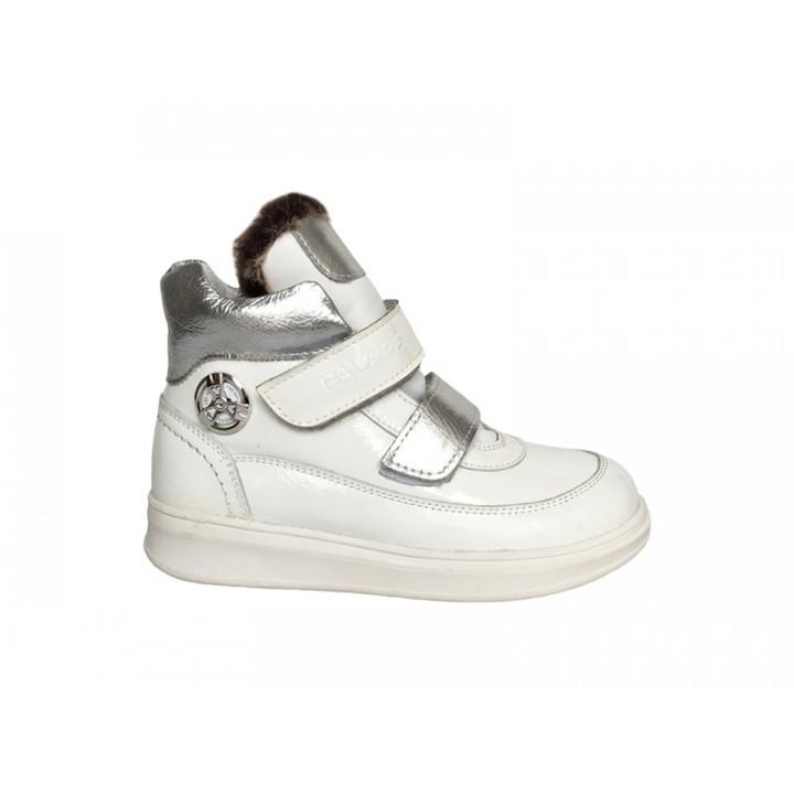 Купить стильные зимние сапожки для девочки Palaris 2270