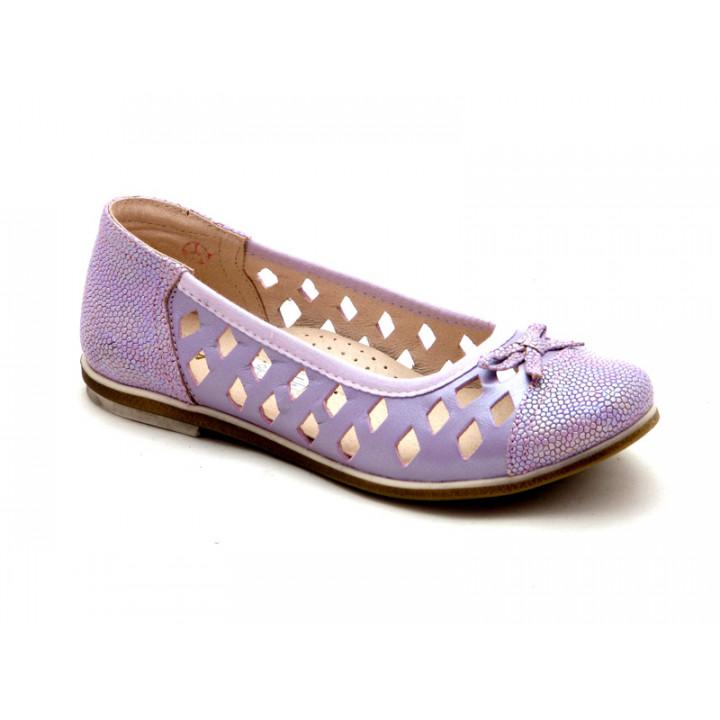 Купить кожаные туфли для девочки Palaris 1662