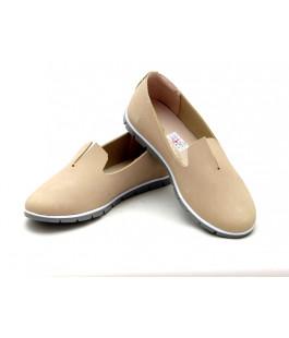 Бежевые туфли для девочки Palaris 2387  (31-35р.)