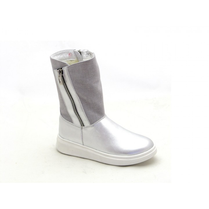 Купить стильные зимние сапожки для девочки Palaris 2491