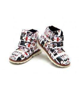 Демисезонные ботиночки для девочки Palaris 2112  (22-27р.)