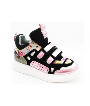 Стильные кроссовки для девочки Palaris 2532  (26-31р.)