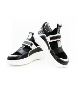 Стильные кожаные кроссовки Palaris 2533  (29-36р.)