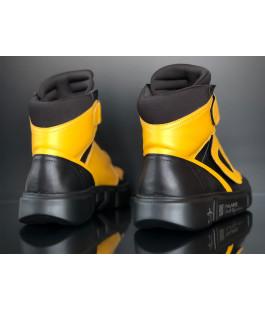 Суперстильні шкіряні демісезонні черевики для підлітків Palaris 2627 (32-39р.)
