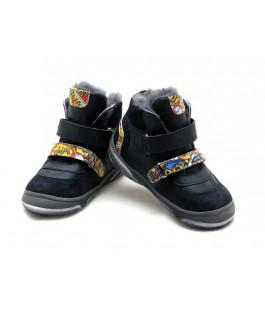 Зимние стильные ботинки для мальчика Palaris 2284  (23-27р.)