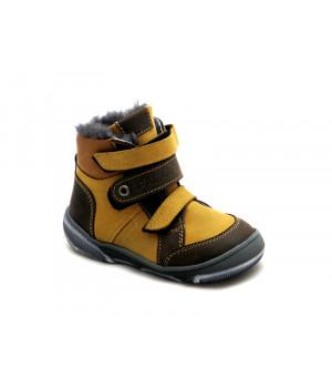 Зимние стильные ботинки для мальчика Palaris 2283  (23-27р.)