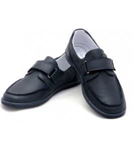 Туфли школьные для мальчиков Ren-But 33-4249 Granat (31-36p.)