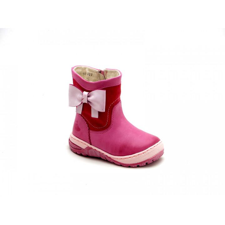 Купить теплые зимние сапожки для девочки Ren-But 12-1458 AMARANT
