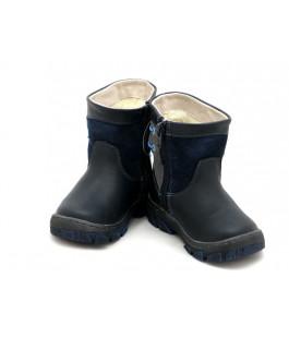 Детские зимние сапожки Ren-But 12-1457 Granat (20-25p.)