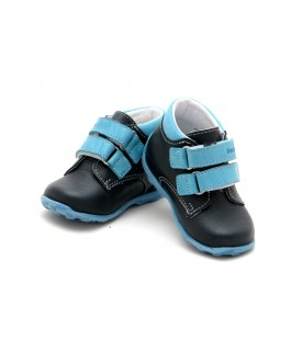 Демисезонные ботинки для мальчиков Ren-But 13-1447 Granat-turkus (18-23р.)