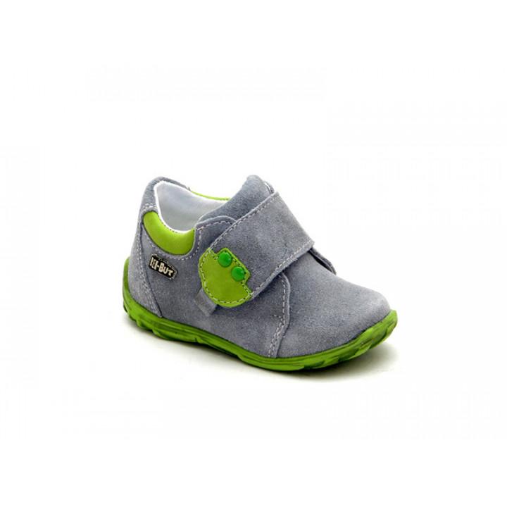 Купить стильные демисезонные ботинки для мальчика Ren-But 13-1476 Popiel