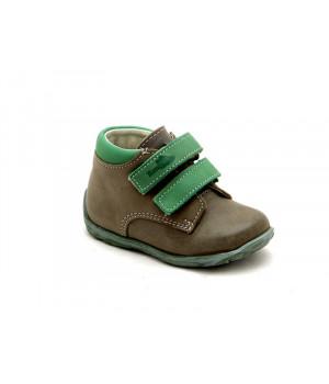 Демисезонные ботинки для мальчиков Ren-But 13-1447 Popiel-Zielony (18-23р.)