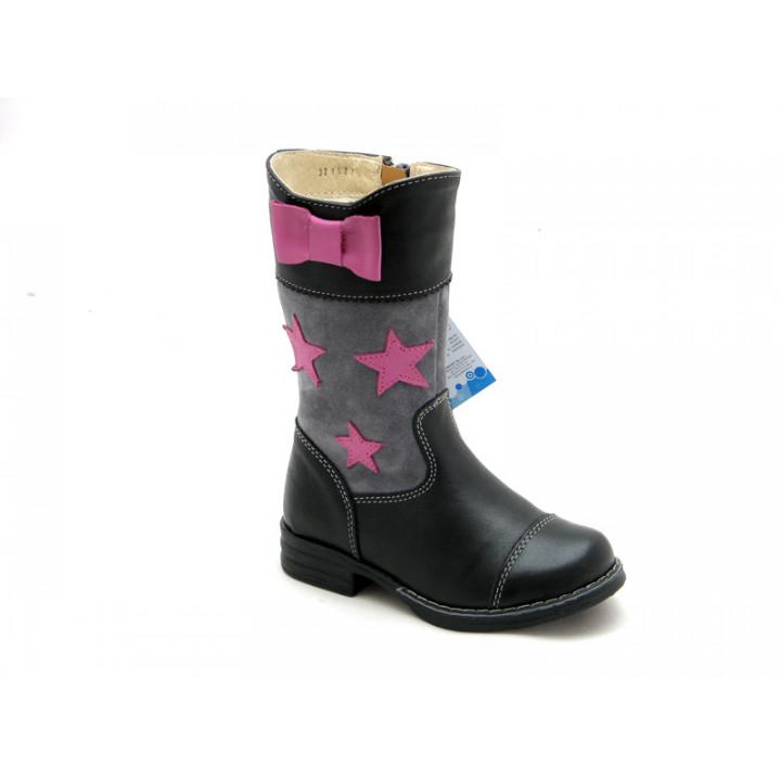 Купить теплые зимние сапоги для девочки Ren-But 22-3215 Popiel.W