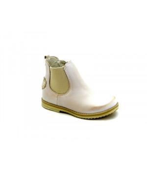 Золотистые демисезонные ботинки для девочки Ren-But 13-1479 Zloty (18-25р)