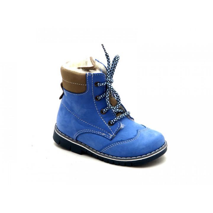 Купити теплі зимові черевички для дитини Ren-But 12-1507 Chaber