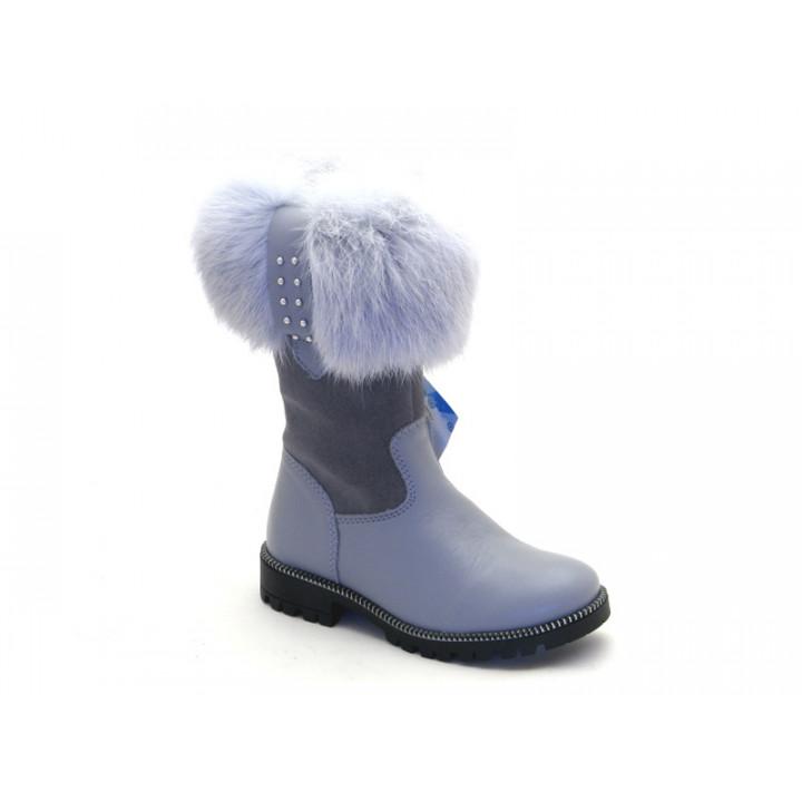 Купить теплые зимние сапоги для девочки Ren-But 22-3317 Popiel
