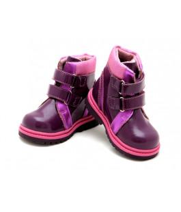 Демисезонные детские ботинки для девочки ShagoVita 15139Б (21-22р.)