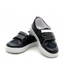 Черные спортивные туфли для мальчика ShagoVita 31125 (27-31р.)