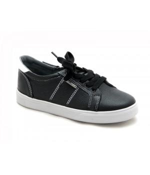 Черные спортивные туфли для мальчика ShagoVita 51225 (32-37р.)