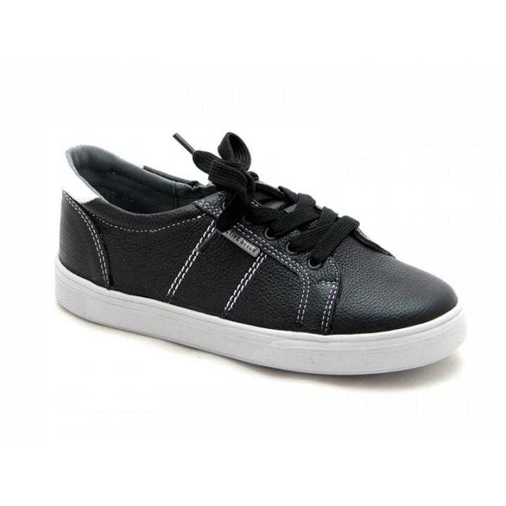 Туфли для школьников мальчиков ShagoVita 51225 черный