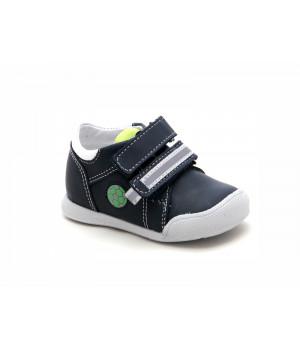 Темно-синие ботиночки для мальчиков ShagoVita 11143 (19-22р.)