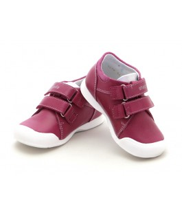 Малинові черевички для дівчинки ShagoVita 21137 (23-26р.)