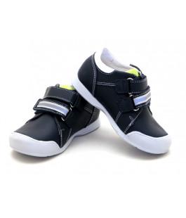 Темно-синие ботиночки для мальчиков ShagoVita 21143 (23-26р.)