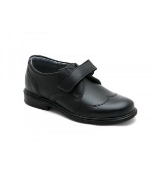 Туфли школьные для мальчика ShagoVita 31149 черный (30-31р.)