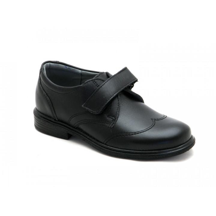 Туфли школьные Шаговита 31149 черный