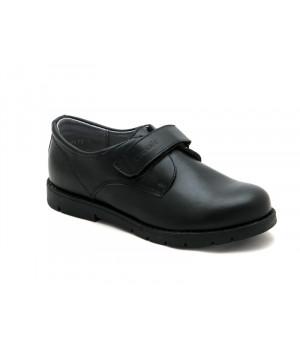Туфлі шкільні на хлопців ShagoVita 51317 чорний (34-37р.)