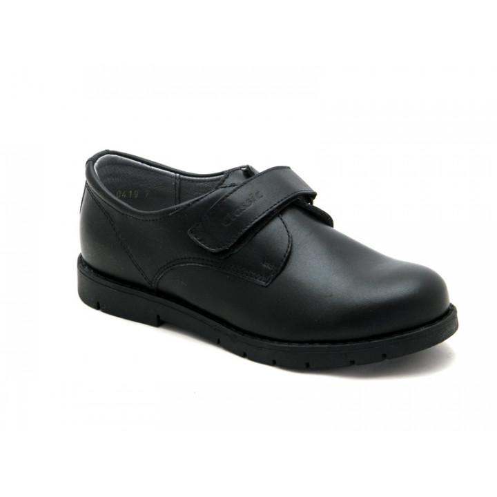 Туфли школьные Шаговита 51317 черный