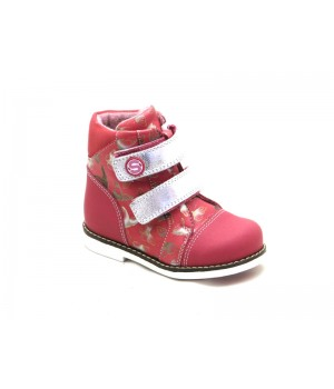 Демисезонные ботинки для девочки ShagoVita VERO 25188Б (23-26р.)
