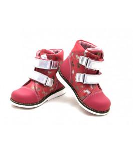 Демісезонні черевики для дівчинки ShagoVita VERO 25188Б (23-26р.)