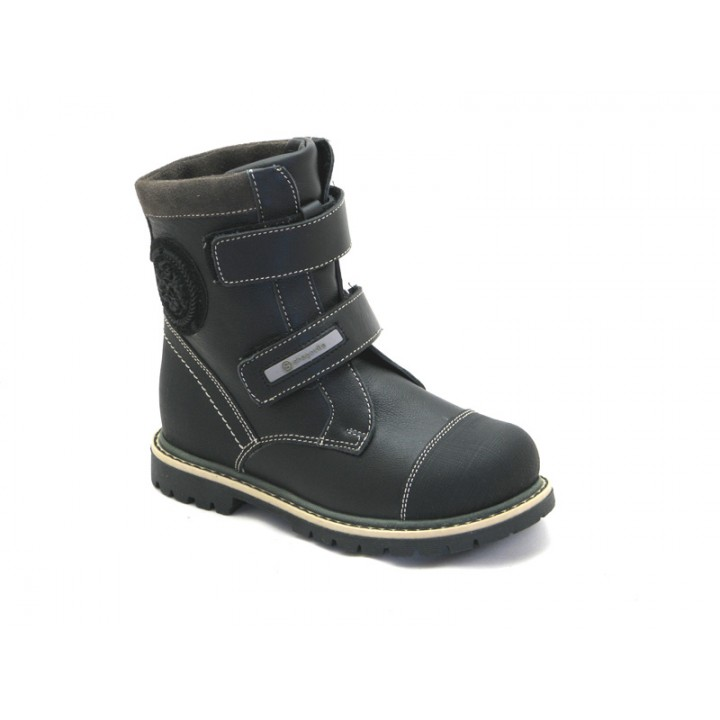 Зимние ботинки для мальчиков Шаговита 3695Ш