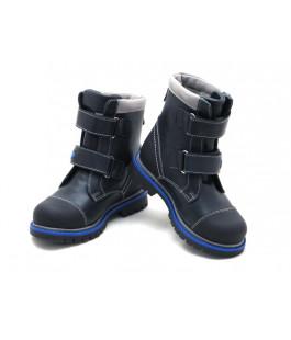 Зимові черевики для хлопчиків ShagoVita 3695Ш синій (27-31р.)