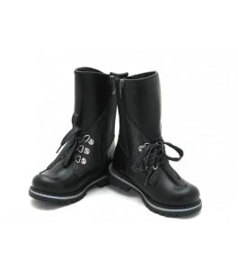 Чоботи дитячі  зимові для дівчинки ShagoVita 46139Ш чорний (27-31р.)