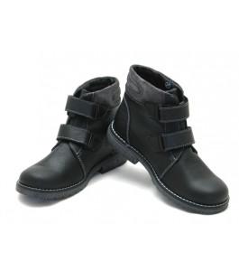 Демисезонные ботинки школьников ShagoVita 55230Б (32-37р.)