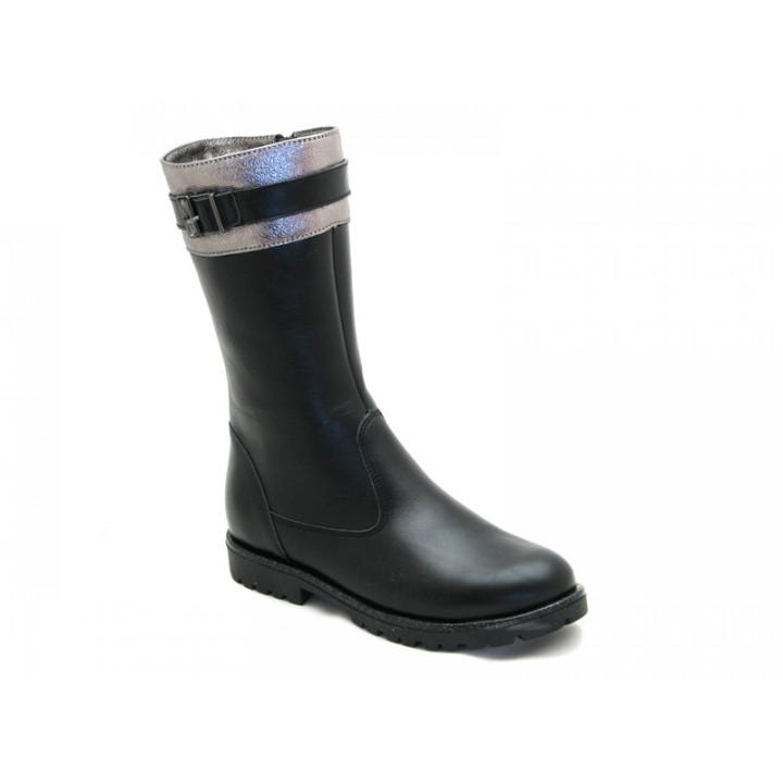 Зимові чоботи для дівчинки ShagoVita 66199Ш  - Натуральна овеча шерсть